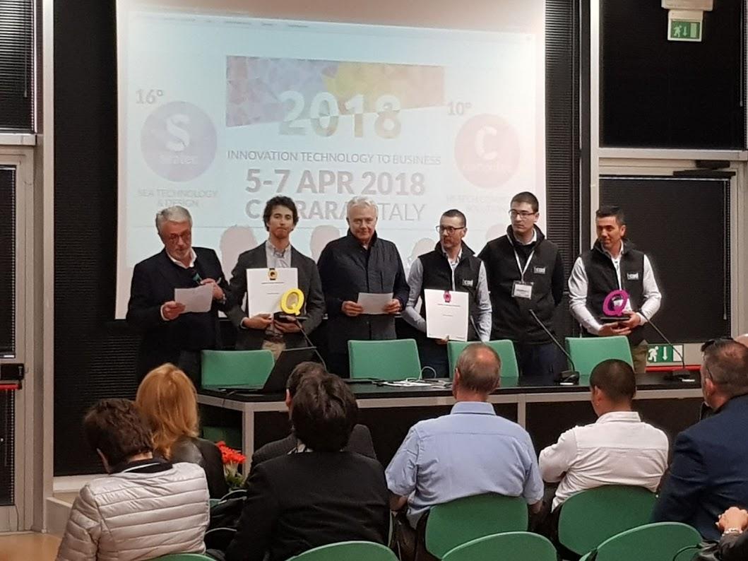 Premiazione Bcool - Qualitec