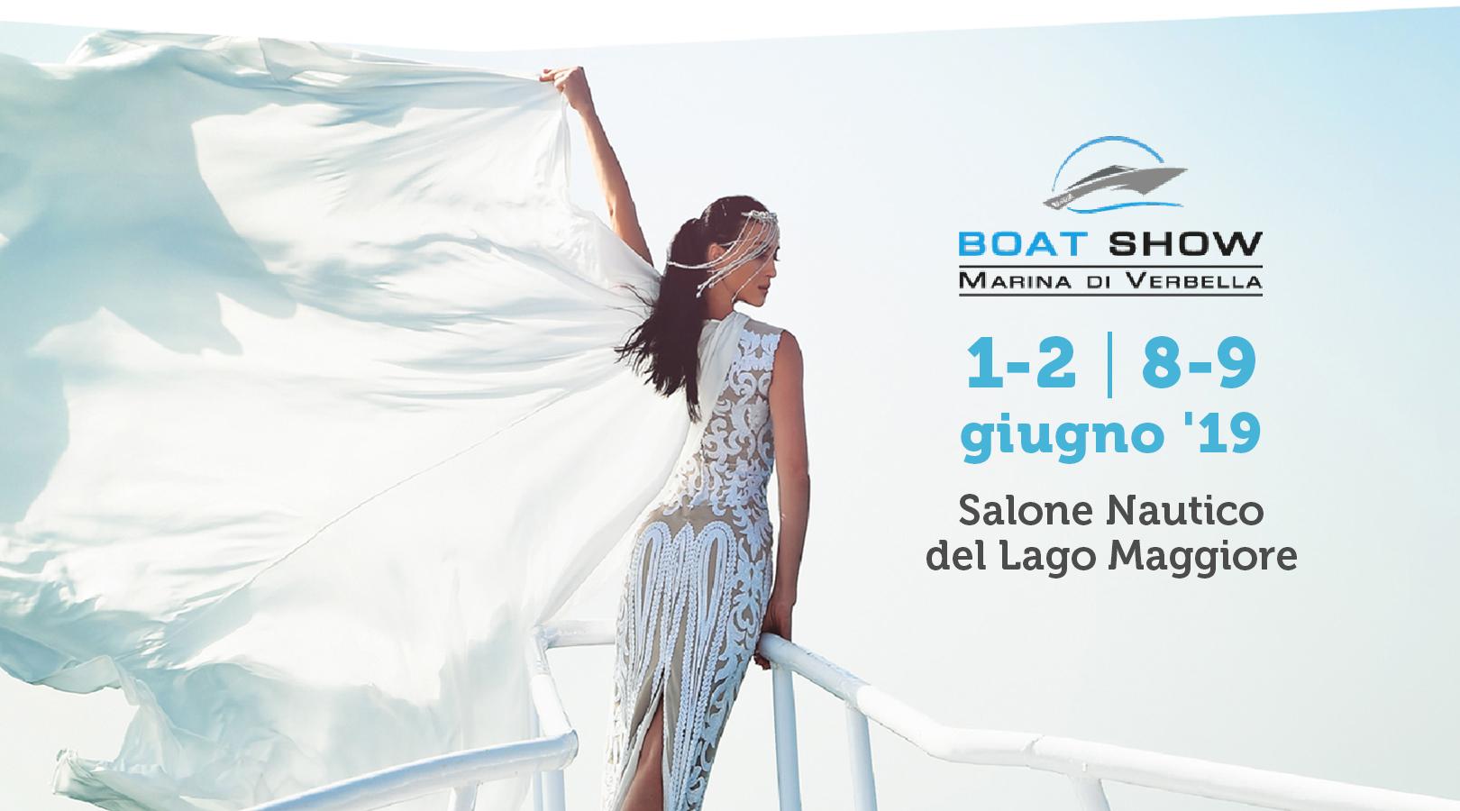 Locandina Boat Show 2019