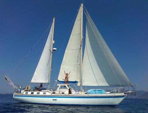 Il mare come casa: il sogno di Shibumi è realtà