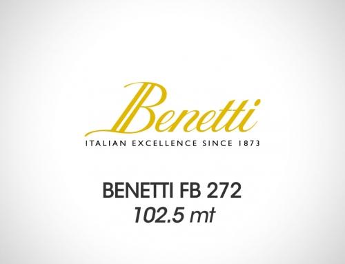 Benetti FB 272