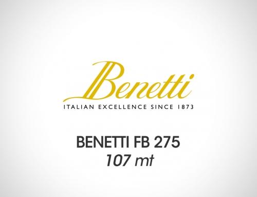 Benetti FB 275