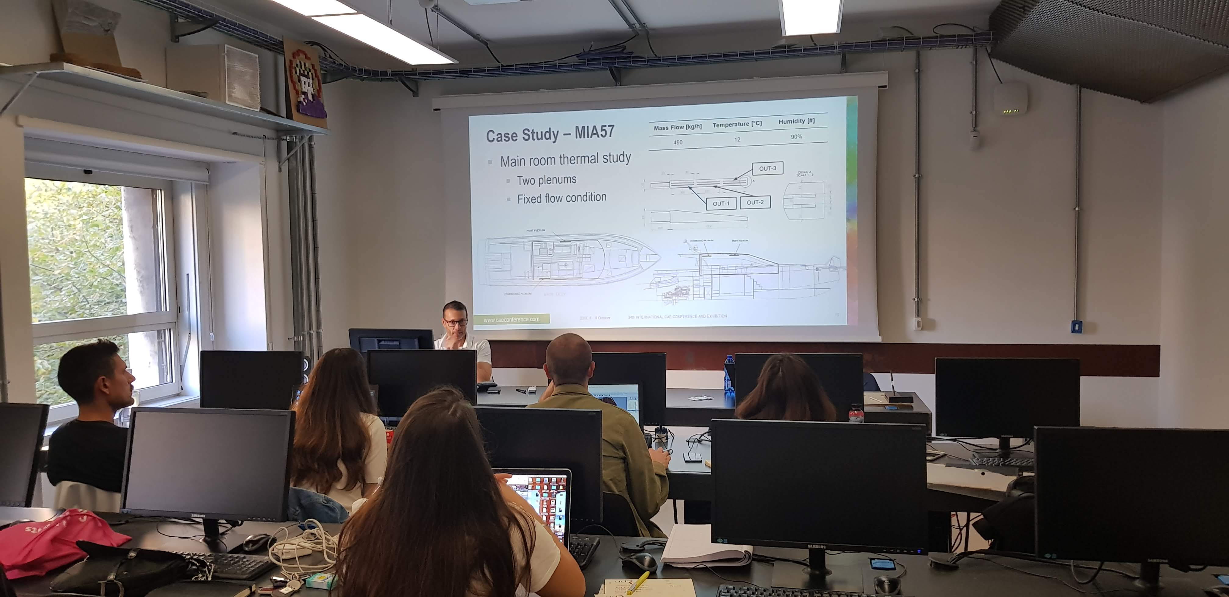 Bcool Master in Yacht Design della Quasar University