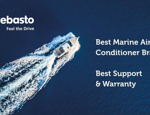 Webasto miglior Brand nella categoria prodotti di condizionamento marini e supporto e assistenza