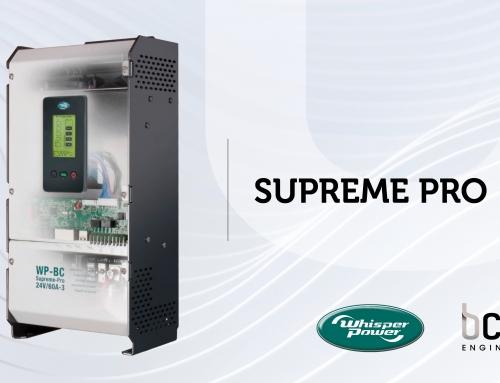 WhisperPower lancia il caricabatterie più piccolo al mondo