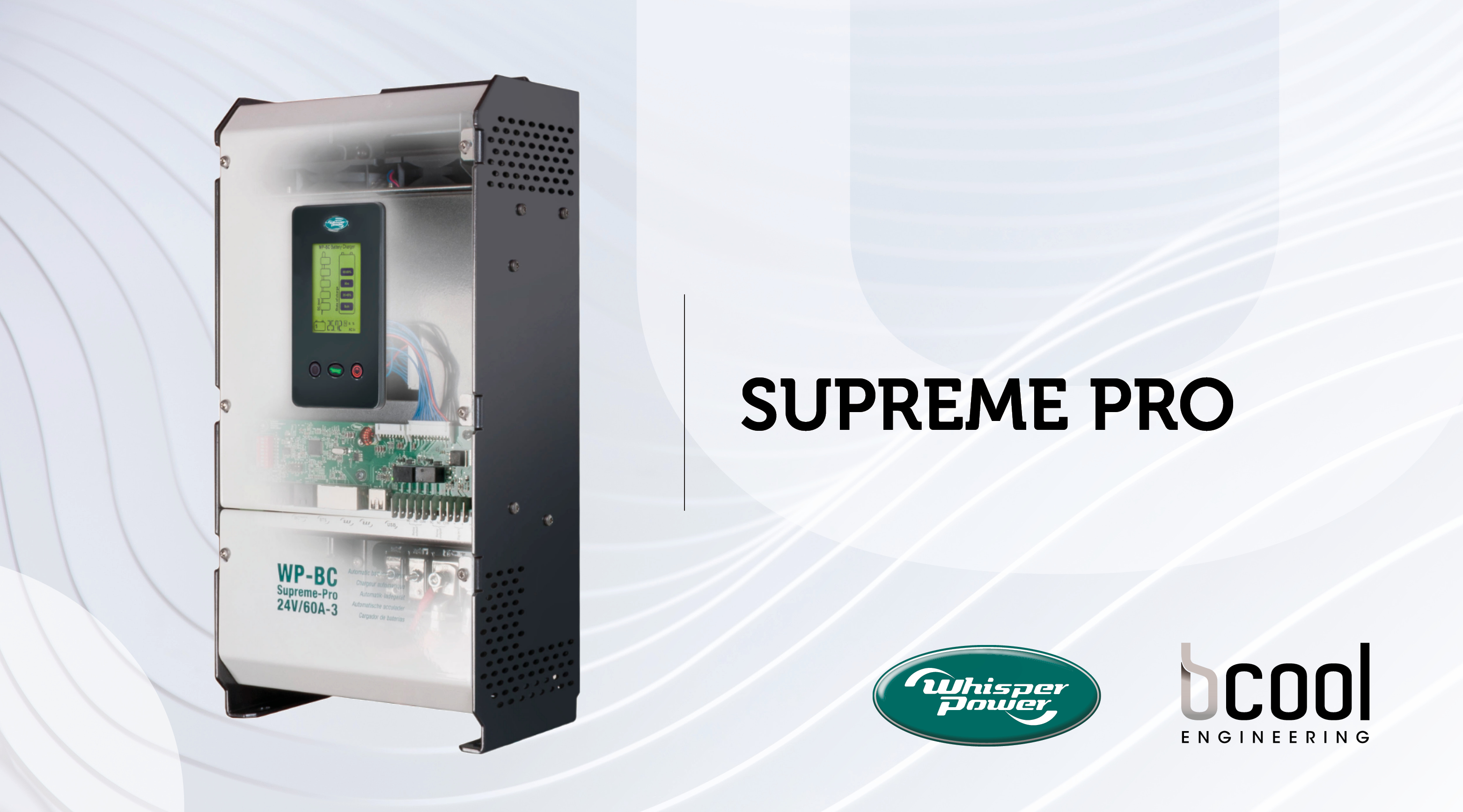 WhisperPower - Supreme Pro